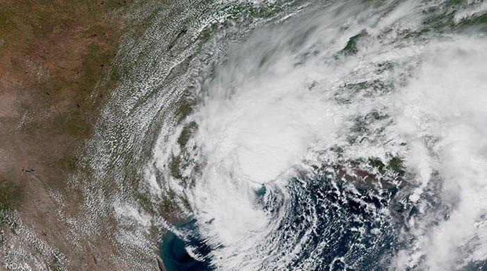 Pakistan's coastal areas safe from cyclone, says Met Dept
