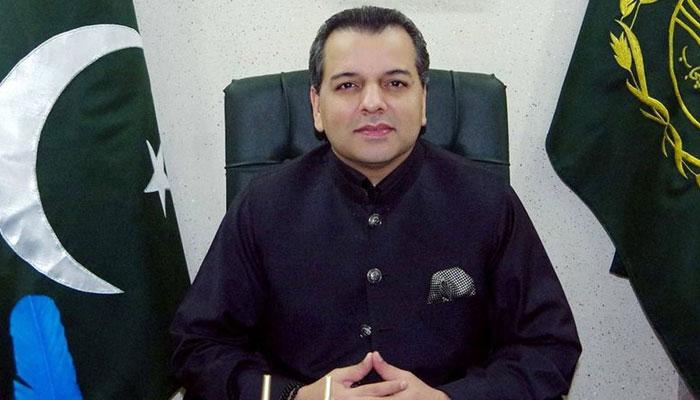 Punjab Education Minister Murad Raas. Photo: Radio Pakistan