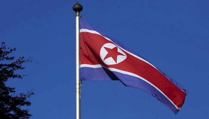 North Korea fires missile off its east coast. Photo: Reuters