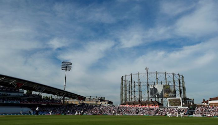 Cricket - Ashes 2019 - Fifth Test - England v Australia - Kia Oval, London, Britain - September 14, 2019 General view during play Action Images via Reuters