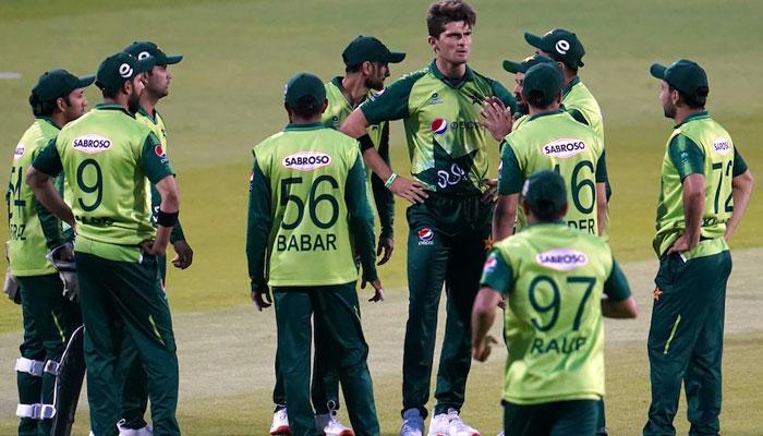 Pakistan cricket team. Photo: Reuters