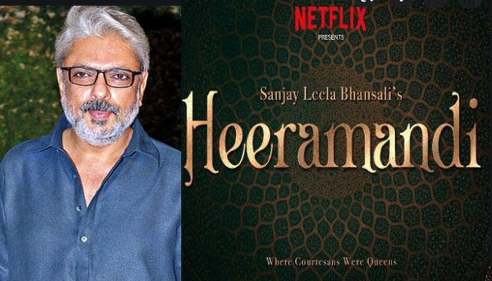 Netflix aims to make Heeramandi a mega series: Sanjay Leela Bhansali