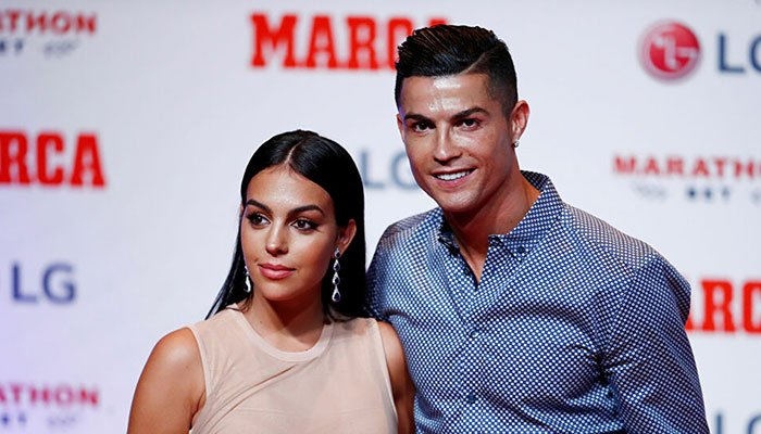Cristiano Ronaldos girlfriend Georgina Rodriguez waiting for marriage proposal