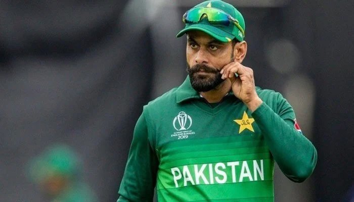 Pakistan all-rounder Mohammad Hafeez. — AFP/File