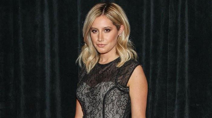Ashley Tisdale touches upon the struggles of being a new mom