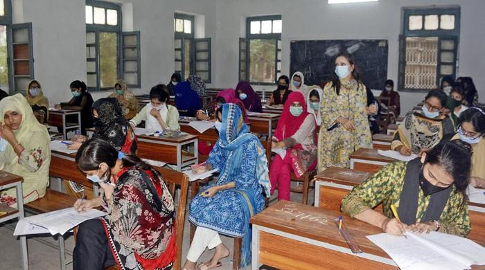 When will inter, matric results be announced in Punjab?