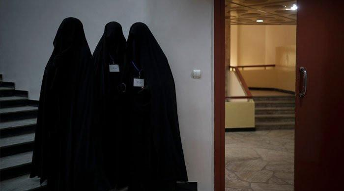 Taliban govt refutes reports of women being barred from Afghan universities
