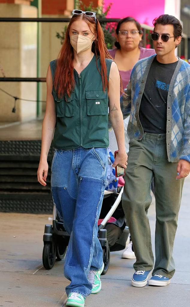 Sophie Turner and Joe Jonas hot walk soars temperature in NYC