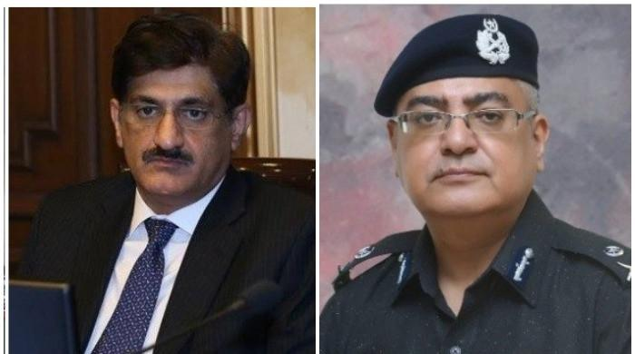 Contention recurs between Sindh CM Shah and IGP