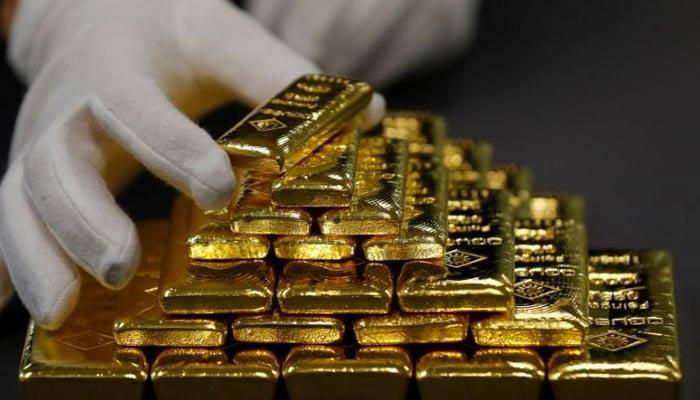 Gold Bars. — Reuters/File