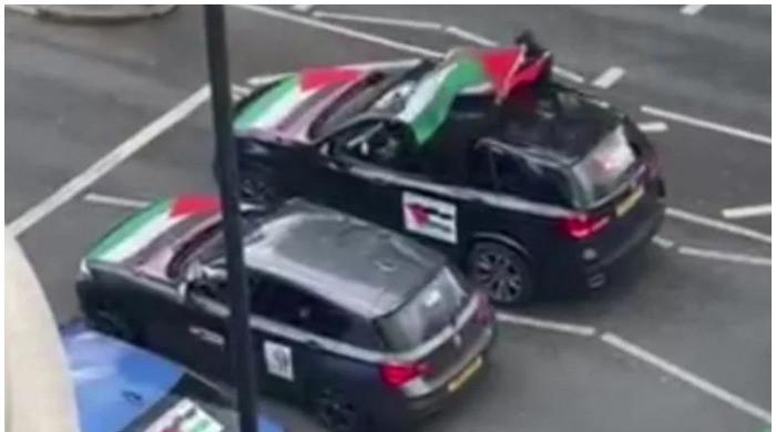 Four Muslim men in UK deny anti-Semitism charges
