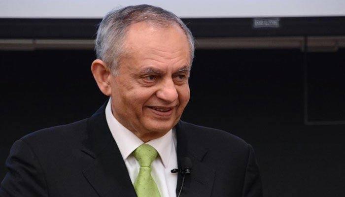 Adviser to Prime Minister on Commerce and Investment Abdul Razak Dawood. — AFP/File