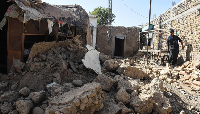 Babar Azam, Fawad Alam, other cricketers 'devastated' over Balochistan earthquake thumbnail
