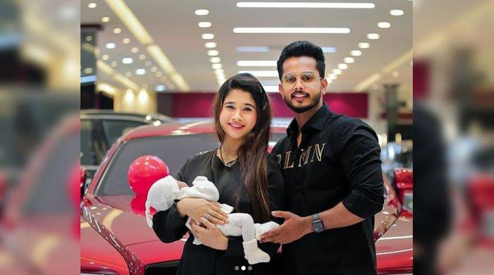 Man gifts Rs60-million car to wife on birthday