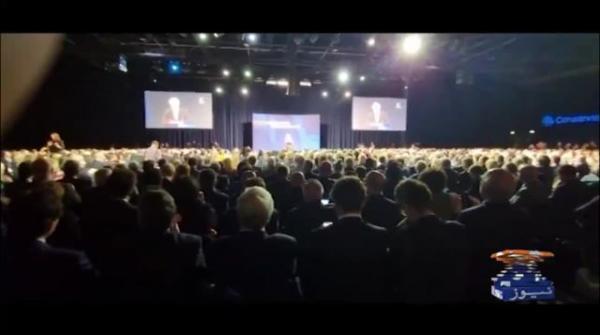 Boris Johnson Pledges Transformed Economy for U.K.