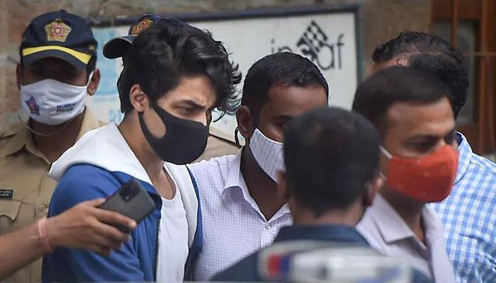 Shah Rukh Khan's son Aryan Khans bail plea rejected