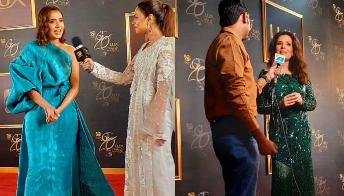 GEO LSA 2021: Five best dressed celebrities of the grand event
