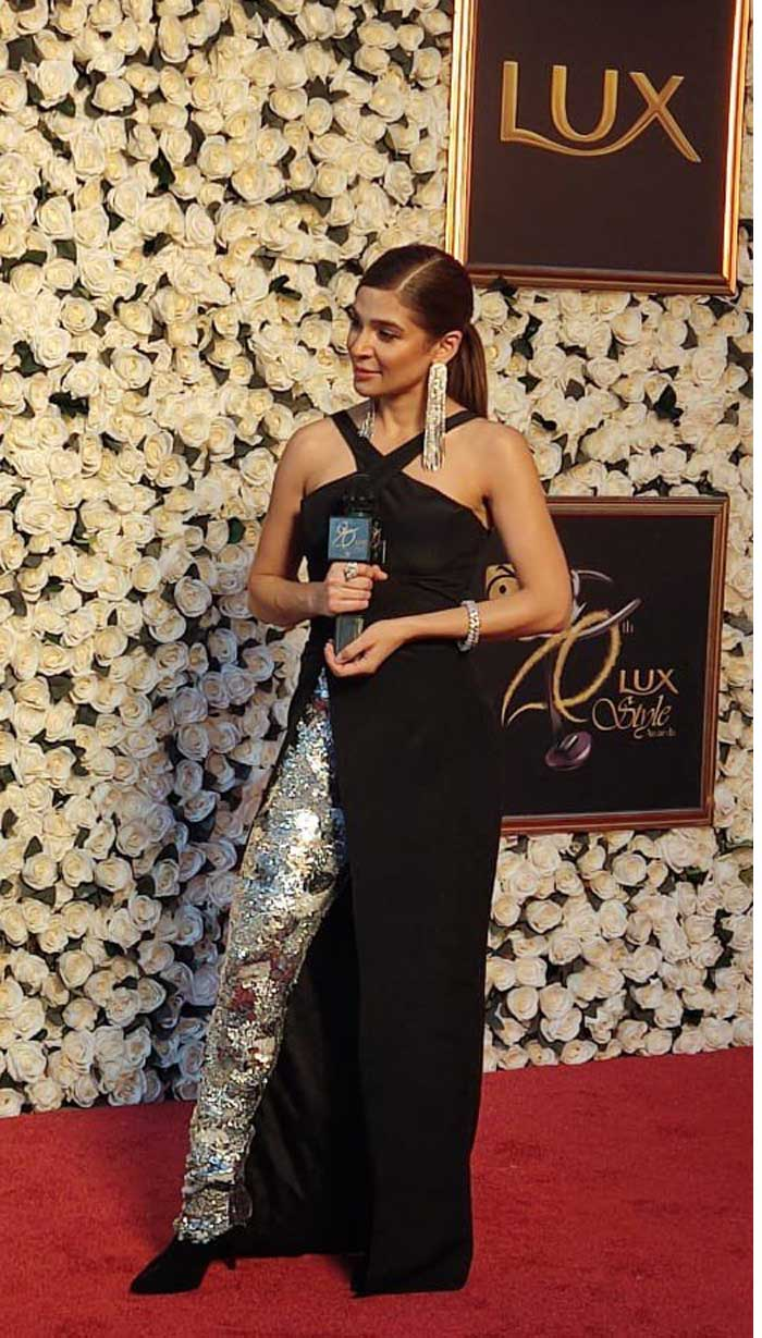 GEO LSA 2021: Check out Mahira Khan's exclusive look