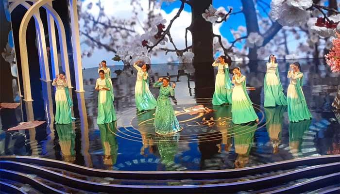 Geo LSA 2021: Resham pays tribute to Farida Khanum in special performance