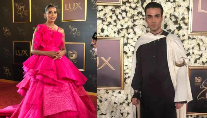 GEO LSA 2021: Models Mushk Kaleem, Sachal Afal bag biggest fashion award