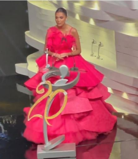 GEO LSA 2021: Models Mushk Kaleem, Sachal Afzal bag biggest fashion award