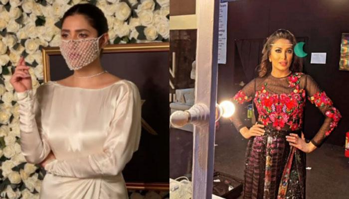 GEO LSA 2021: Watch Mahira Khan, Mehwish Hayat steal the show with breathtaking performances