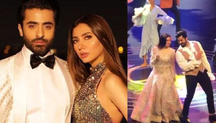 GEO LSA 2021: Mahira Khan, Shehryar Munawar create magic with Haye Dil Bechara