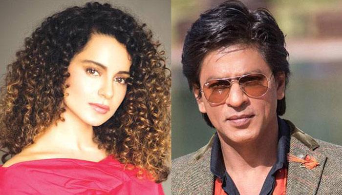 Kangana Ranaut throws shade at Shah Rukh Khan over son Aryan Khans arrest