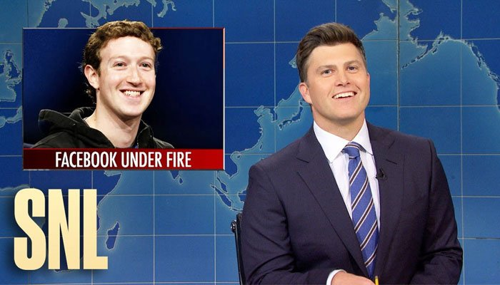 SNL pulls no punches in ridiculing Mark Zuckerberg amidst Facebook chaos