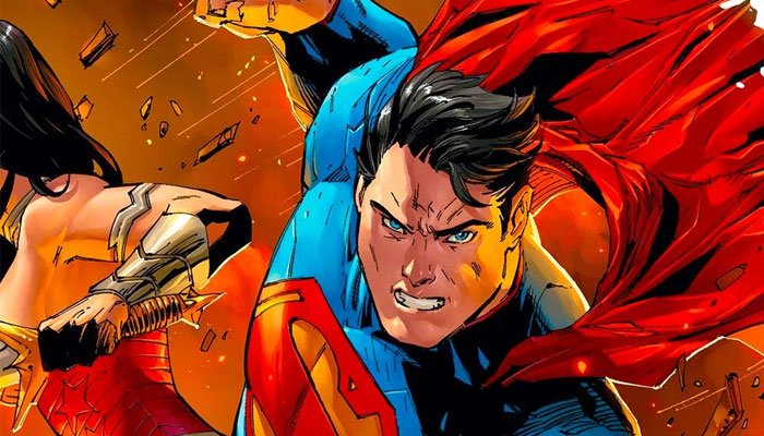 In the Son of Kal-El series the new Superman has already been proving himself a different type of superhero