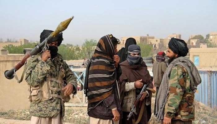 A Reuters file photo showing Tehreek-e-Taliban militants.