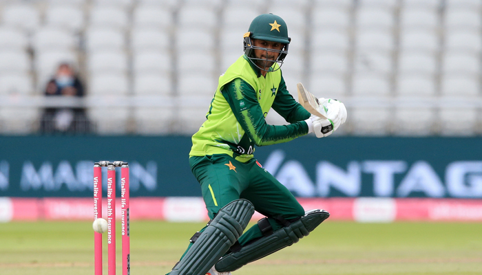 Cricket - Second T20 International - England v Pakistan - Emirates Old Trafford, Manchester, Britain - August 30, 2020 Pakistans Shoaib Malik in action. — Reuters/File