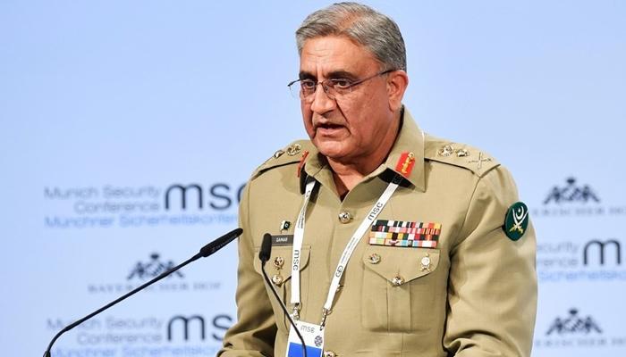Chief of Army Staff (COAS) General Qamar Javed Bajwa. — AFP/File