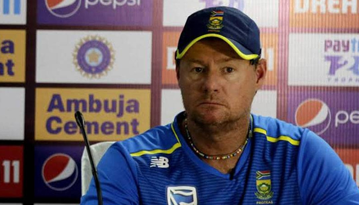 Former South Africa all-rounder Lance Klusener. — AFP/File