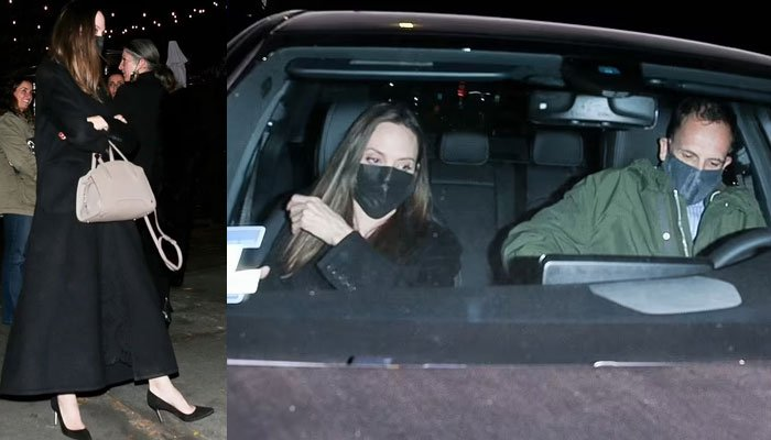 Angelina Jolie enjoys dinner date with ex-husband Jonny Lee Miller amid romance rumours with The Weeknd