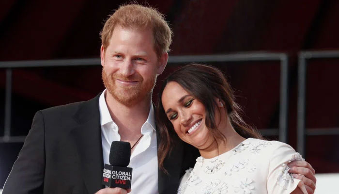 Every day just gets happier for Prince Harry and Meghan Markle