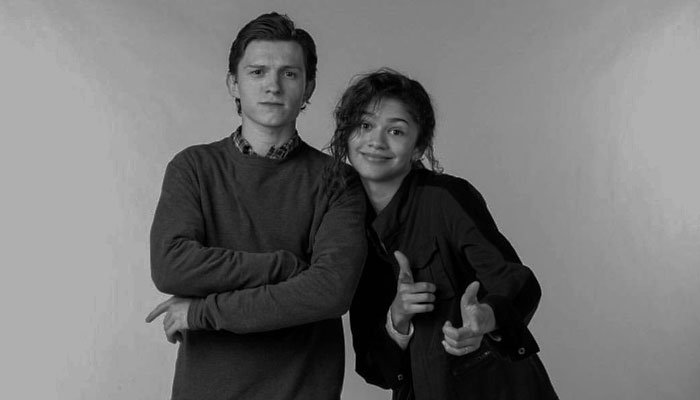 Zendaya touched upon beau Tom Holland's perfectionist tendencies as well as her own