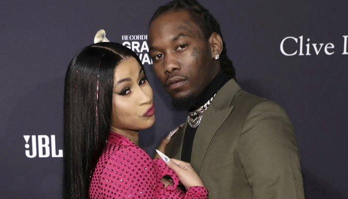 Cardi B fawns over birthday Mansion given by husband Offset
