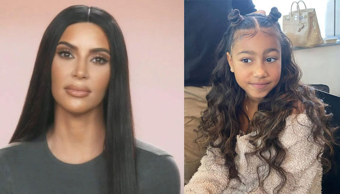 Kim Kardashian dishes over 'meanest thing' daughter North has ever said