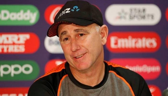 New Zealand Coach Gary Stead. — Reuters/File