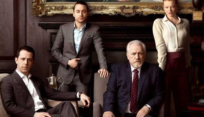 'Succession' TV series returns for third season