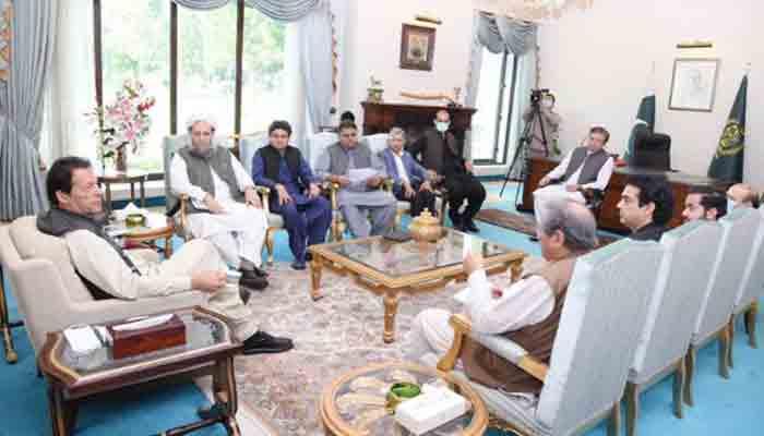 Prime Minister Imran Khan chairs a high-level meeting on celebrating Eid Milad-un-Nabi (SAWW).