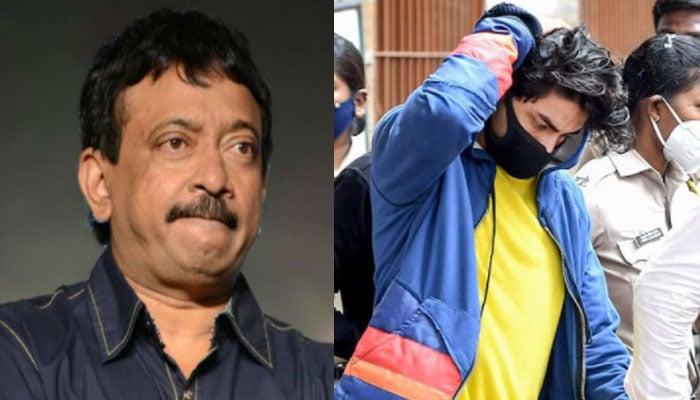 Ram Gopal Varma says NCB is making Aryan a Super Duper Star