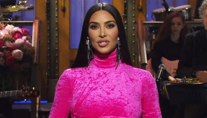 Kim Kardashian slammed for O.J. Simpson joke during SNL hosting gig