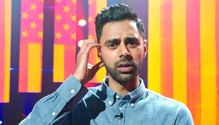 Hasan Minhaj is 'proud' to be making Muslims 'culturally relevant' in the US