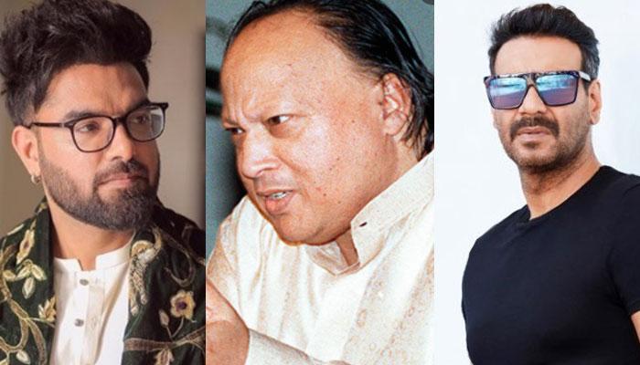Yasir Hussain praises Nusrat Fateh Ali Khan with anecdote from Ajay Devgn