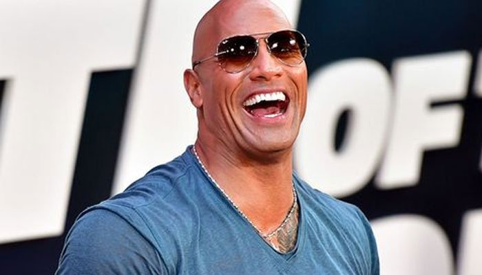 Dwayne Johnson addresses what it's like to achieve fame