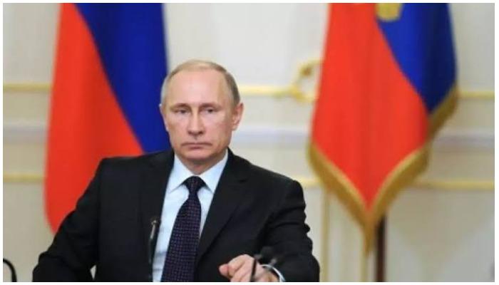 Russuain Presidnet Vladmir Putin.Photo: AFP