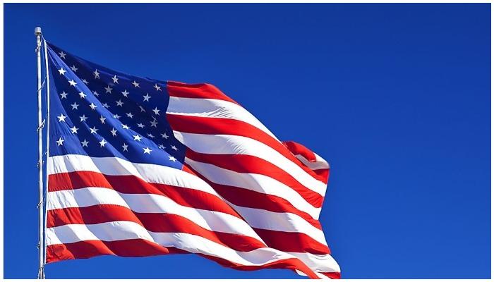 US Flag — Reuters.