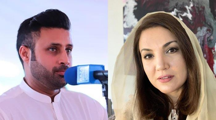 Reham Khan loses defamation case to Zulfi Bukhari